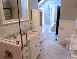 Bathroom Tile Installation - Projects and Estimate